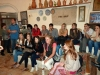 Visit in a pottery atelier