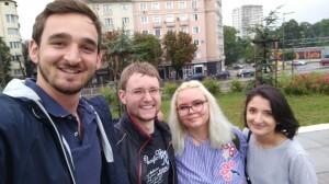 EVS_Volunteers
